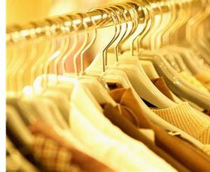 Franquias de roupas masculinas e femininas no mercado