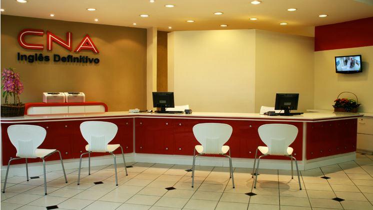 CNA oferece espaço para novas franquias (foto: divulgação)