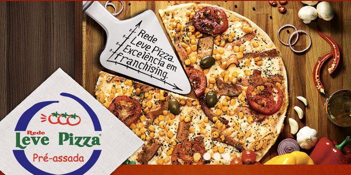 Franquia Rede Leve Pizza (Foto: divulgação)