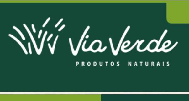 Via Verde é uma das opções no mercado de produtos naturais (Foto: divulgação)