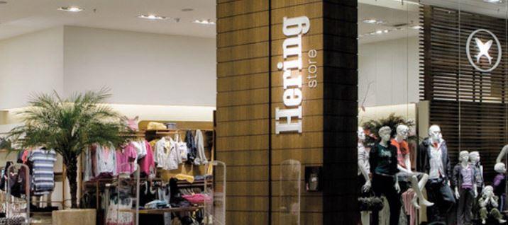 Hering Store disponibiliza propostas de franquia (Foto: divulgação)