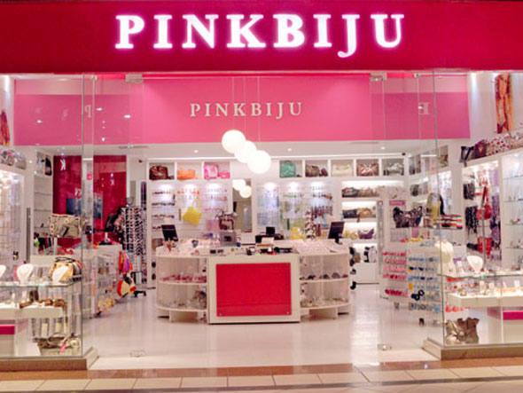 Pinkbiju oferece espaço para franquias (Foto: divulgação)