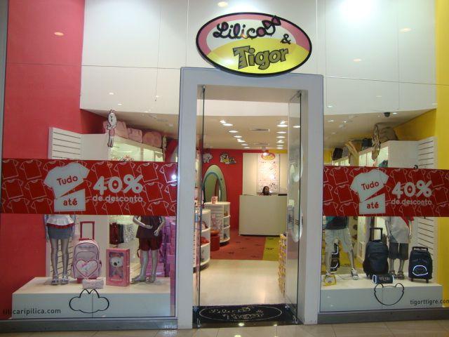franquia de lojas de bebes
