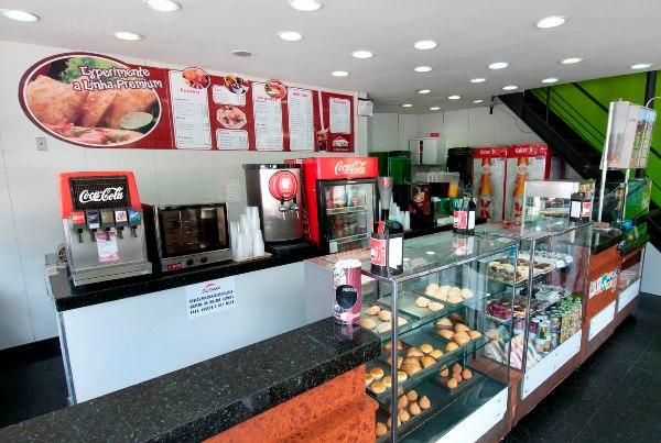 franquia de pasteis fujiyama