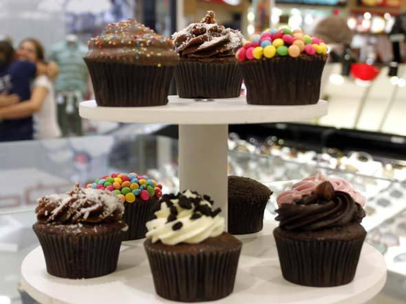franquia de cupcakes