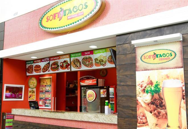 franquia de comida mexicana