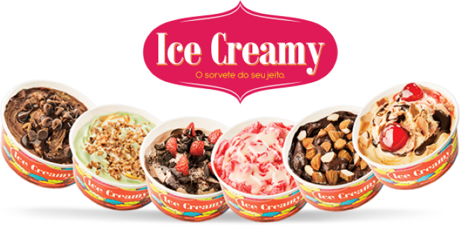ICE CREAMY