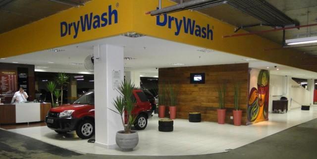 Franquias DryWash