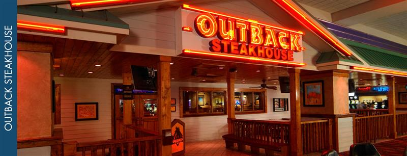 franquia Outback Steakhouse