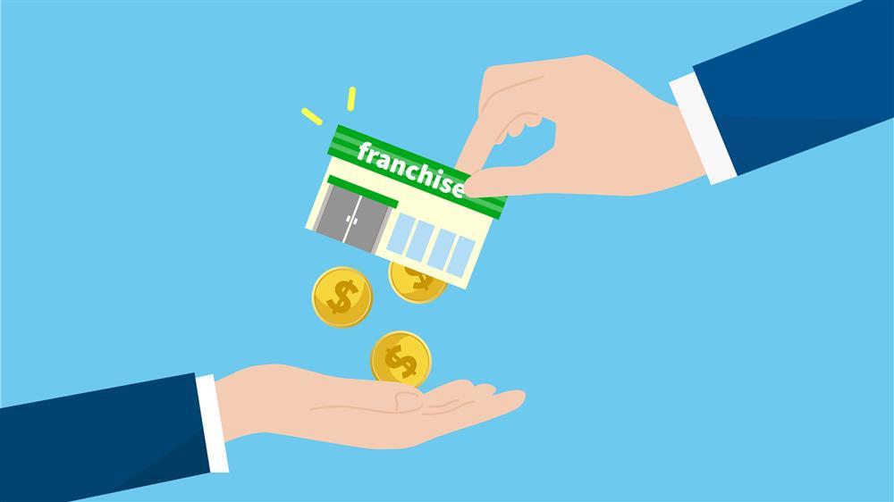 diferença entre royalties e taxa de franquia